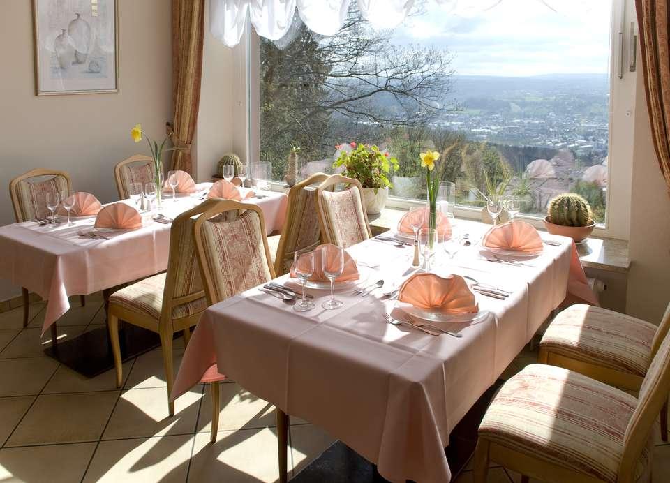 Berghotel Kockelsberg - Restaurant