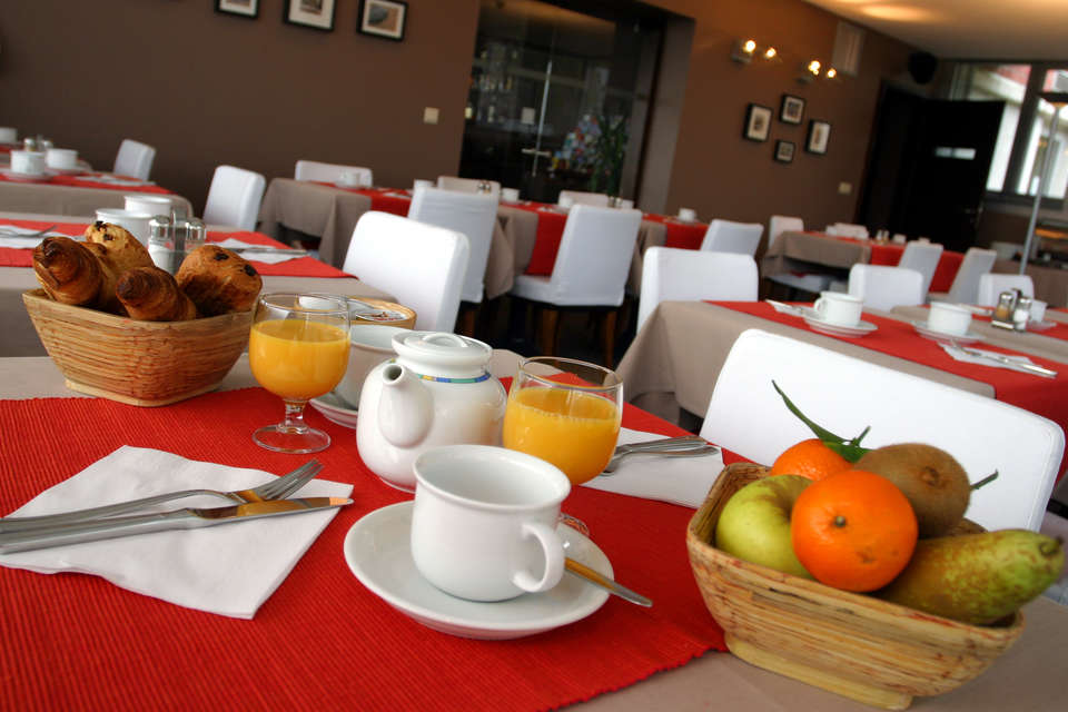 Hôtel Sirius - Breakfast