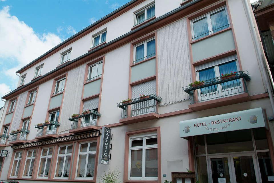 Hôtel Majestic Alsace - facade.jpg
