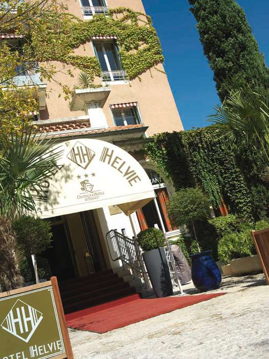 Hôtel Helvie - Façade