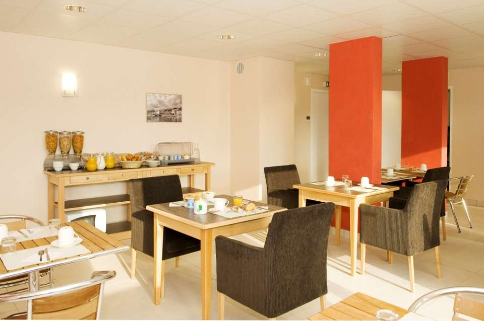 Appart'Hôtel Odalys Bioparc - Breakfast