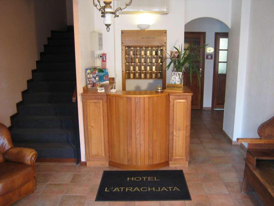 L'Atrachjata - Réception