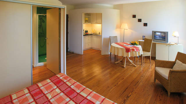 Hotel Residence les Sources - Luxeuil les Bains - chambre