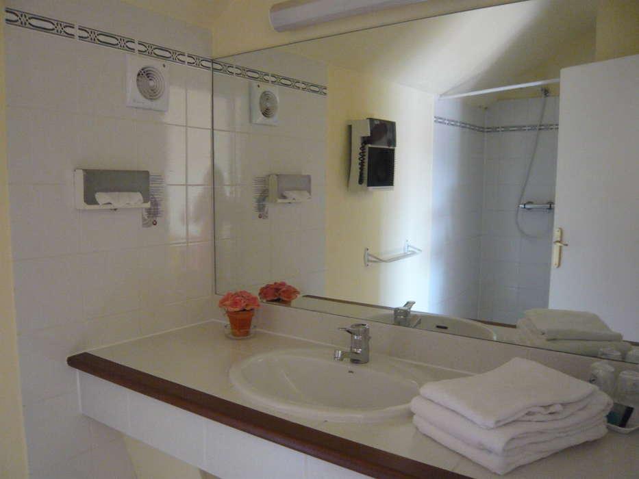 The Originals Boutique, Hôtel Clos Sainte Marie, Nevers (Inter-Hotel) - Salle de bain standard