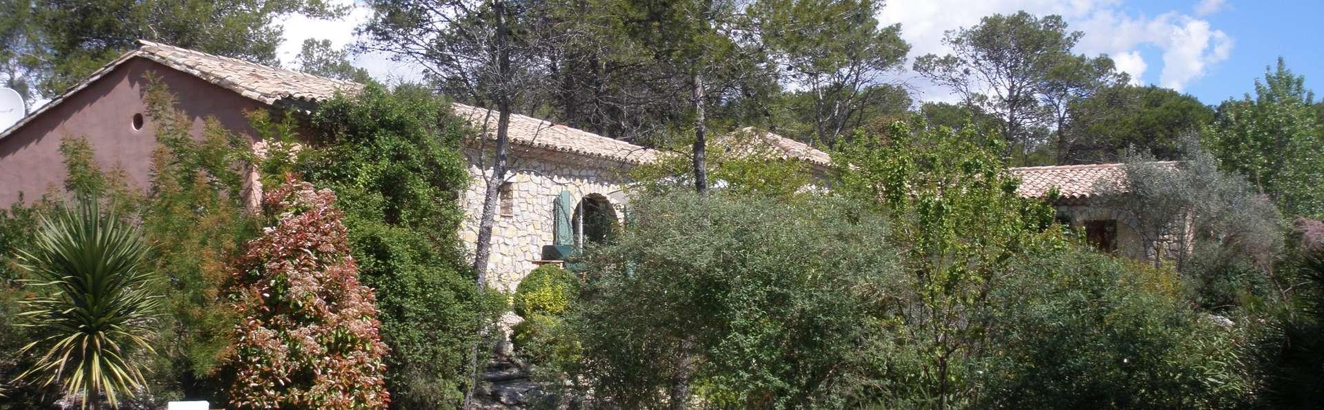 Week-end au calme en gîtes près de Montpellier