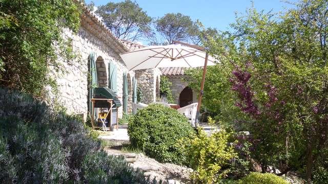 Week-end avec dîner en chambre d'hôtes près de Montpellier