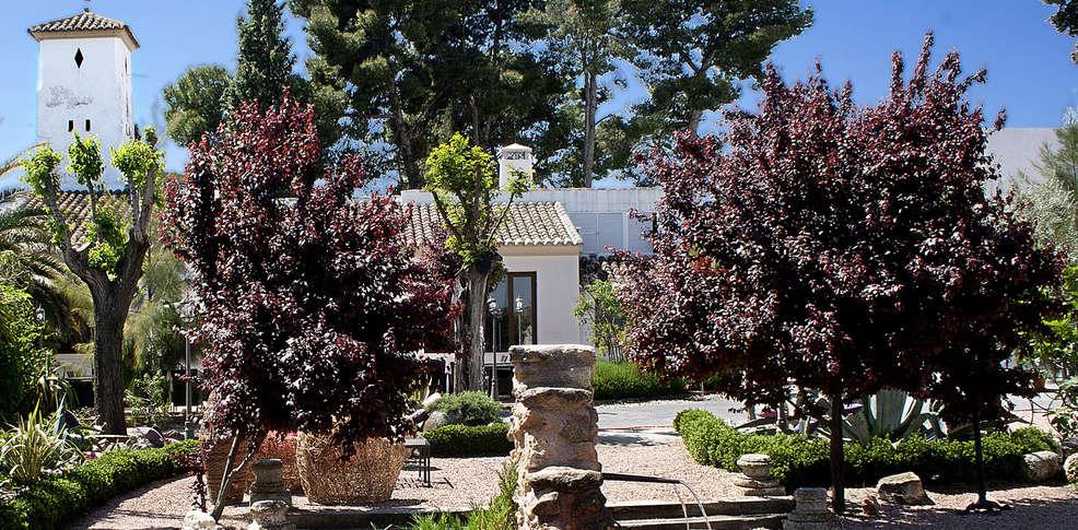 Week end romantique torrijos avec acc s au spa pour 2 - Jardin suspendu brussels montpellier ...