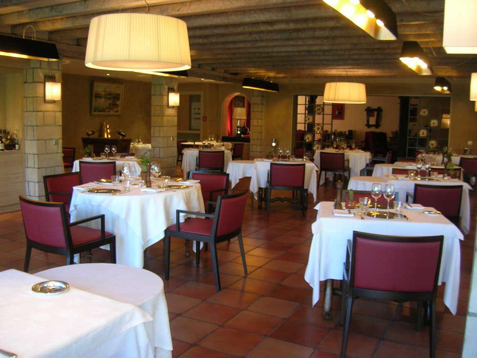 Hôtel Argi-Eder, The Originals Relais (Relais du Silence) - restaurant2011.jpg
