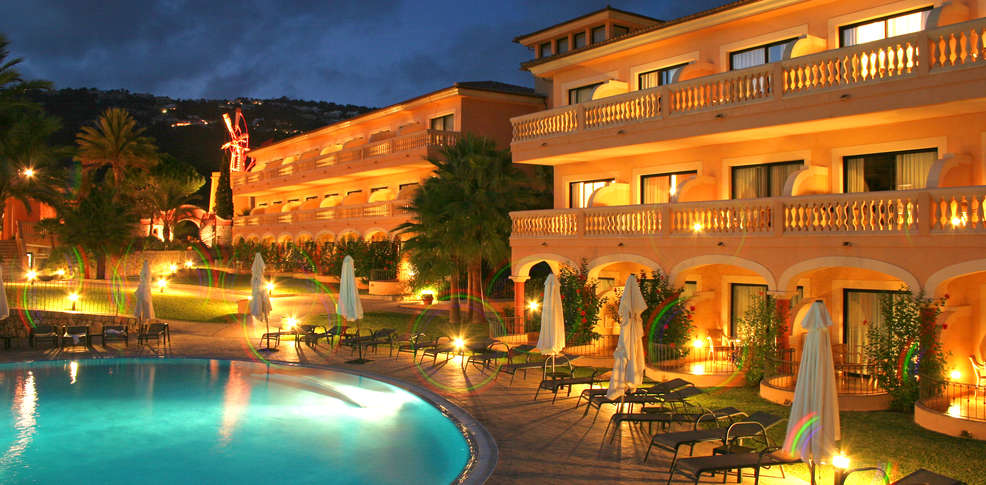 Week end spa port d 39 andratx avec 1 d ner 3 plats pour 2 for Reservation hotel en espagne gratuit