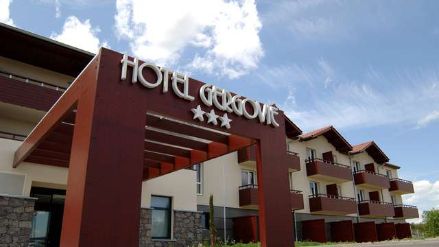 Best Western PLUS Hotel Gergovie - gergovie facadeentree