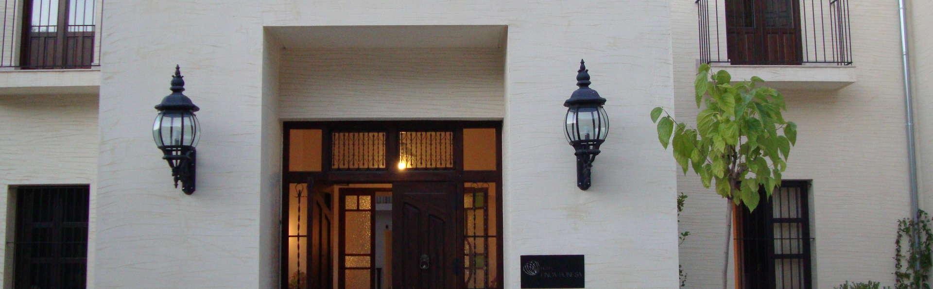 Hotel Finca Ronesa - Frente