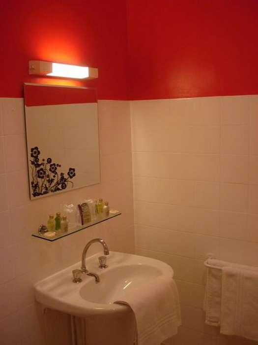 Hôtel l'Orée du Bois - Fouesnant - Standard bathroom