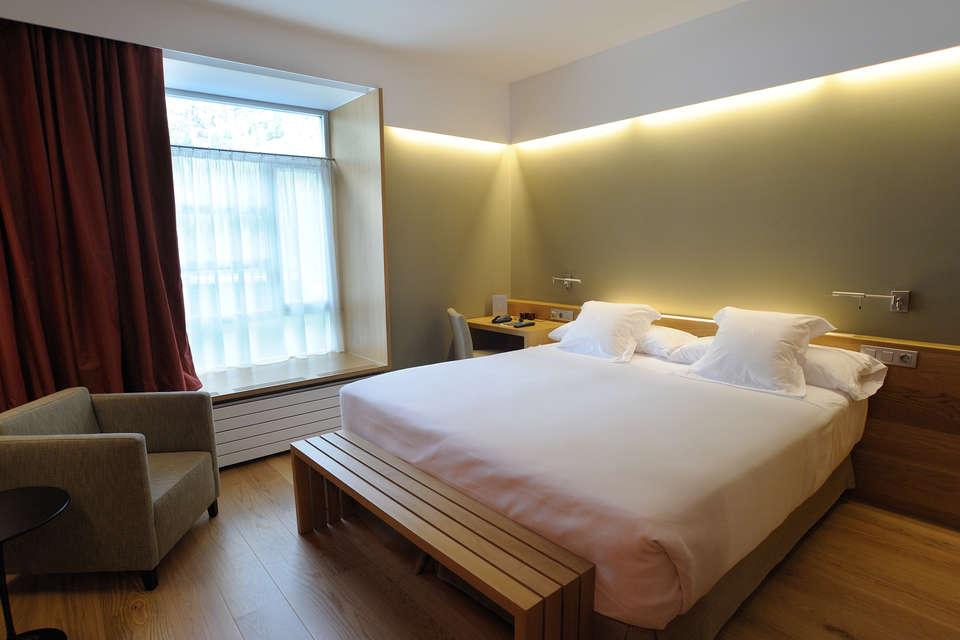 Hotel Continental Balneario de Panticosa  - Chambre standard