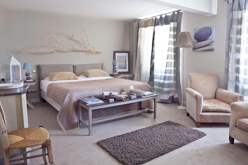 La Marine de Loire Hôtel et Spa - Chambre supérieure