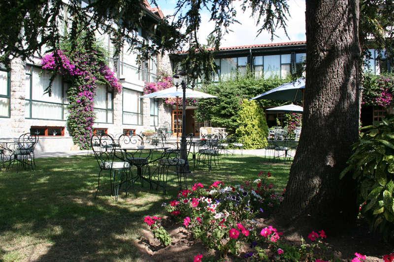 Hotel El Ancla - Jardins, parc