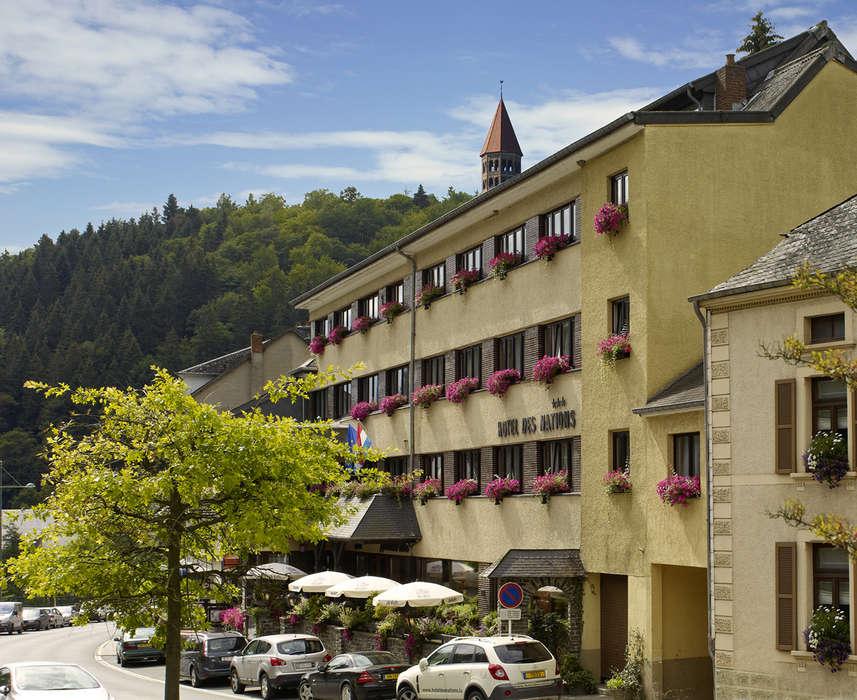 Hotel des Nations - Front