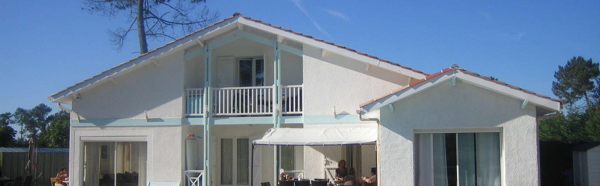 Villa Saint Barth  Ef Bf Bd Gujan Mestras