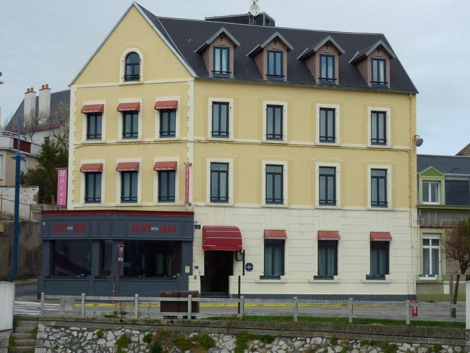 Hôtel Saint Jean - Front