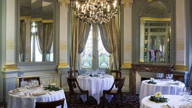 Hotel Chateau Et Spa Grand Barrail - N F