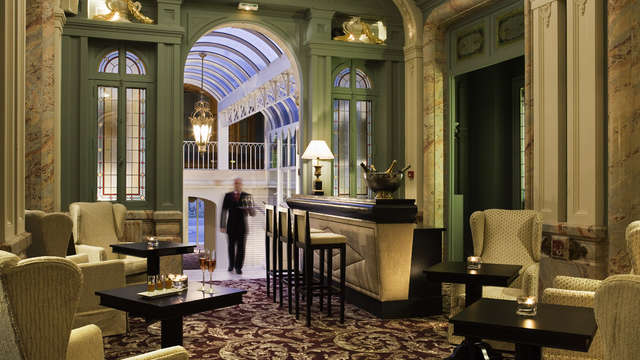 Hotel Chateau Et Spa Grand Barrail - Bar