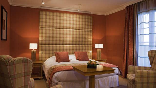 Hotel Chateau Et Spa Grand Barrail - Grand Barrail Saint Emilion Espace nuit