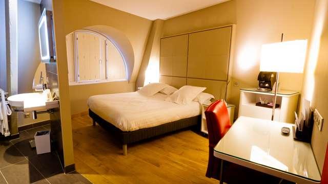 La Villa K et Spa - chambre standard