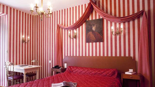 Chateau de Rigny - ym chateaurigny chambre