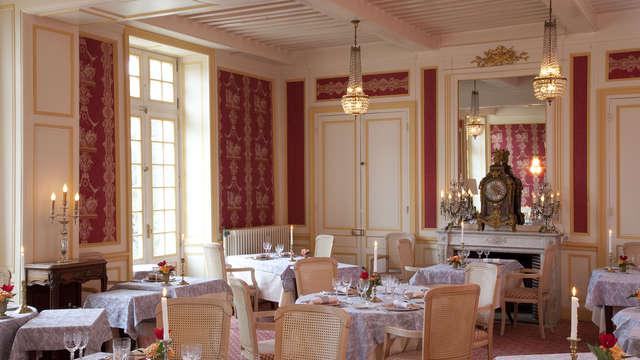 Chateau de Rigny - ym chateaurigny resto
