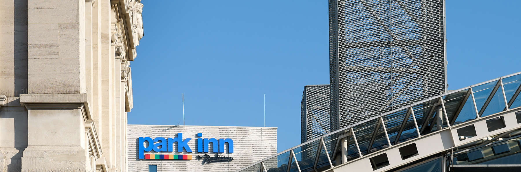 Park Inn by Radisson Leuven - Front