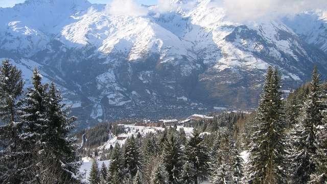 Séjour détente : 4 nuits en montagne avec modelage au coeur des Arcs