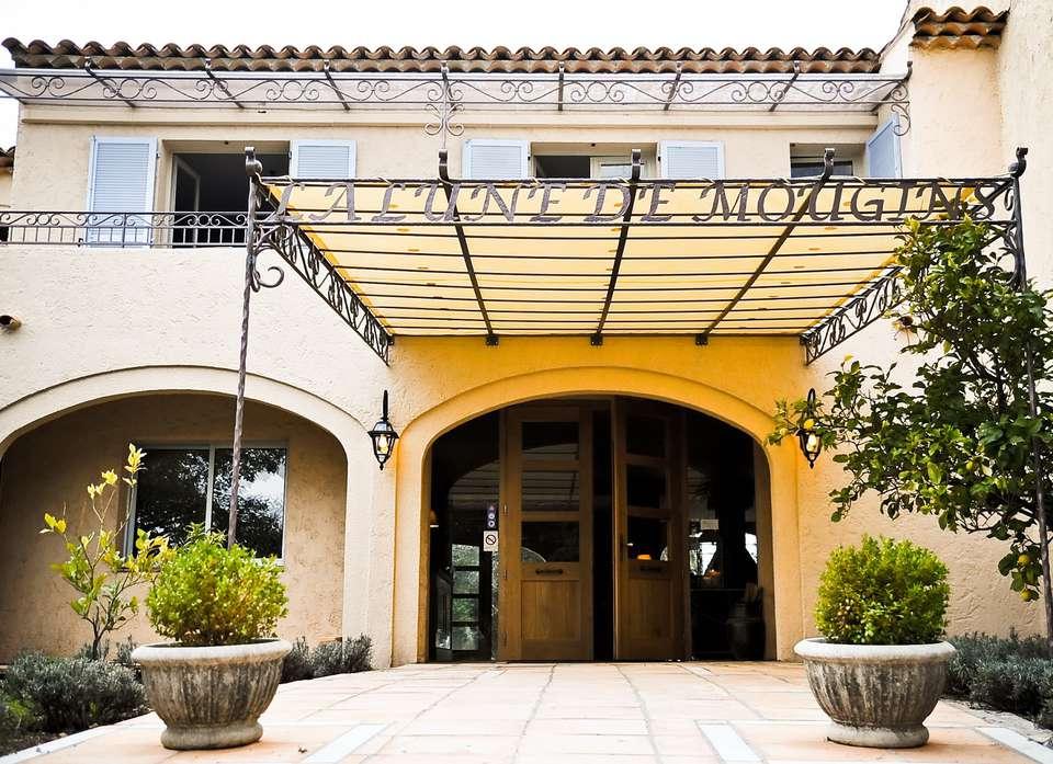 Hôtel Spa la Lune de Mougins - entree_jpg