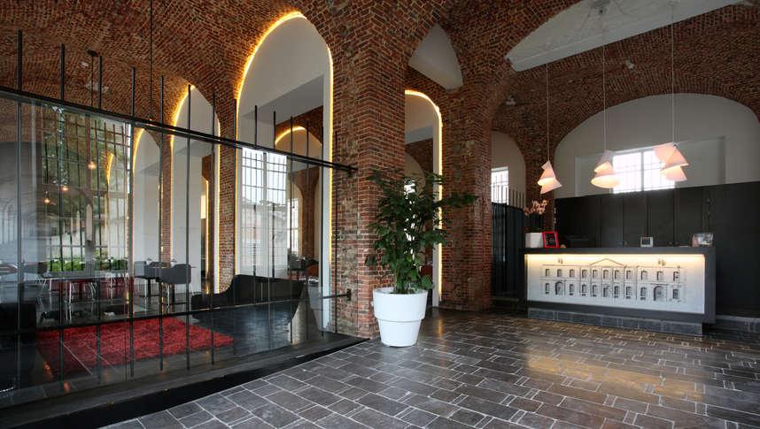 Week end h tels design vilvorde avec verre de bienvenue for Hotel design gand