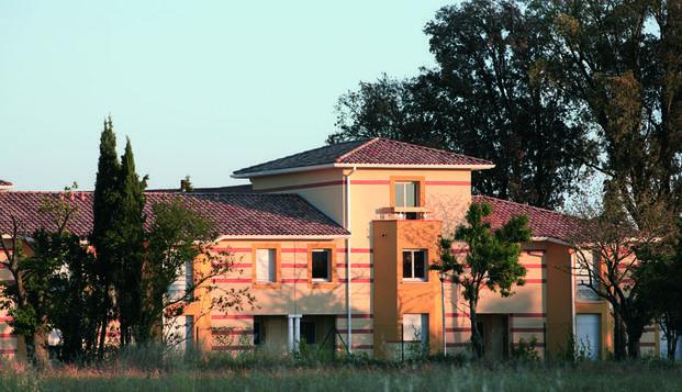 Escapada familiar en apartamento en Toulouse