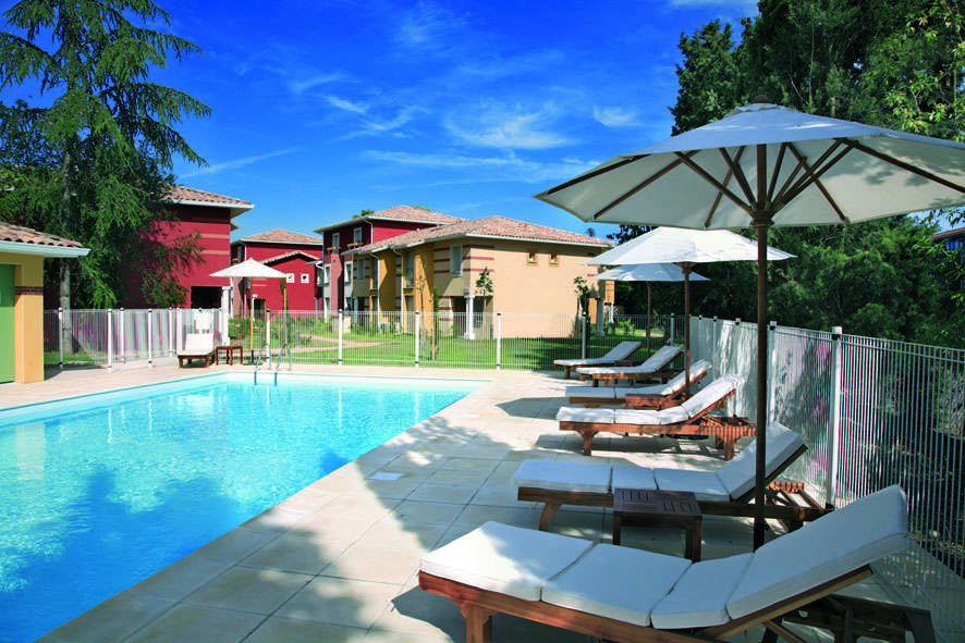 Appart'City Toulouse Saint Simon  - Outdoor swimming pool