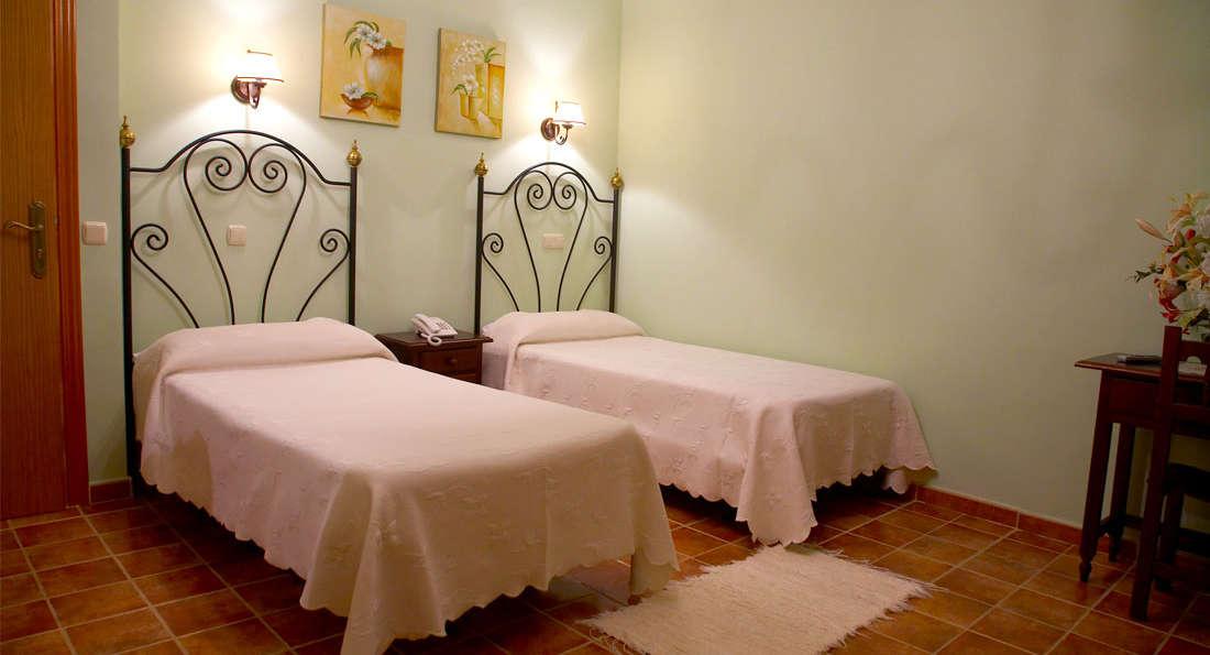 El Rincón de Doña Inés - Standard twin room
