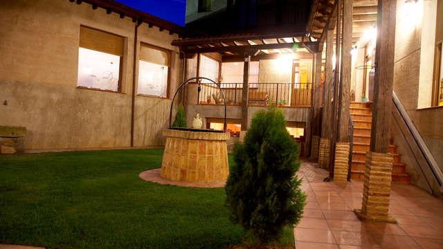 Escapada con cena cerca de Valladolid