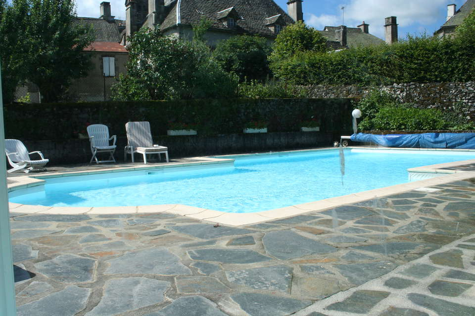 Hôtel le Bailliage  - piscine_jpg