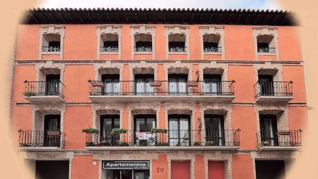 Disfrute de un apartamento en pleno centro de Zaragoza