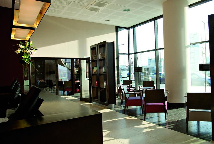 Appart'City Confort Paris Grande Bibliothèque - Réception