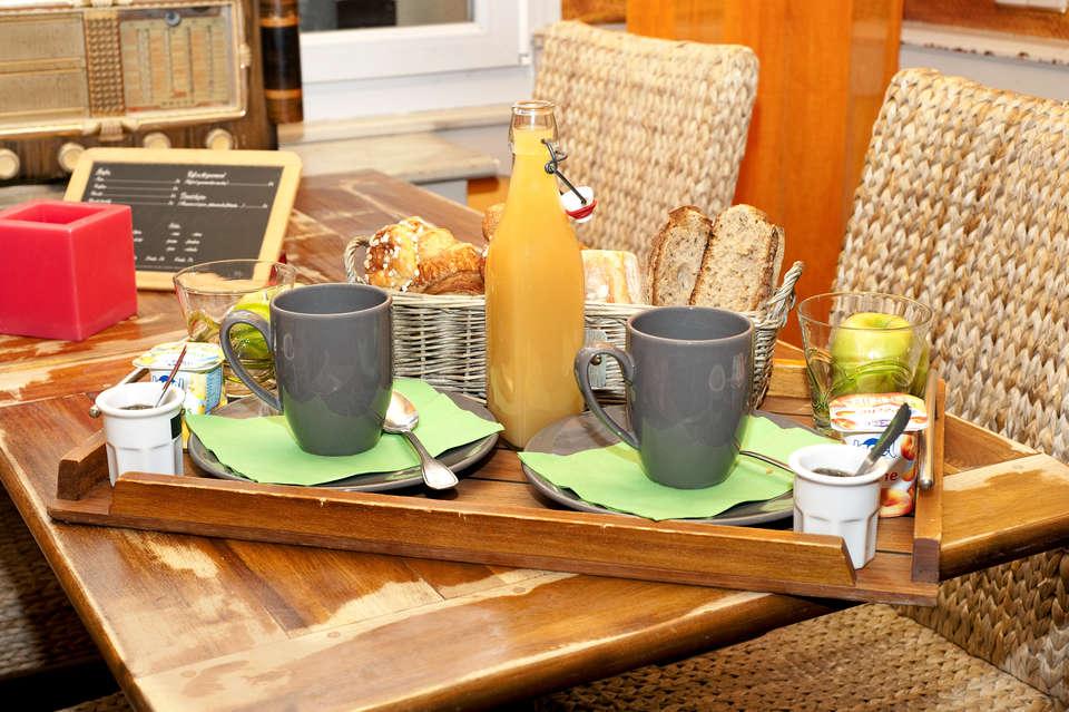 Hôtel restaurant La Pêcherie - Petit-déjeuner