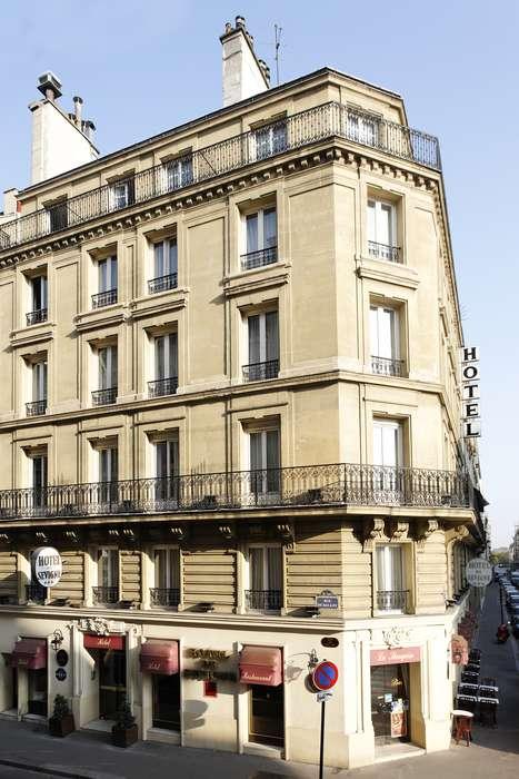 Hôtel de Sévigné - Front