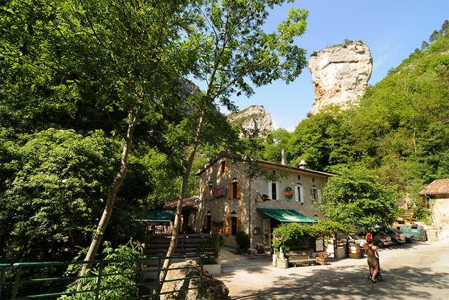 Le Moulin de la Pipe - Façade