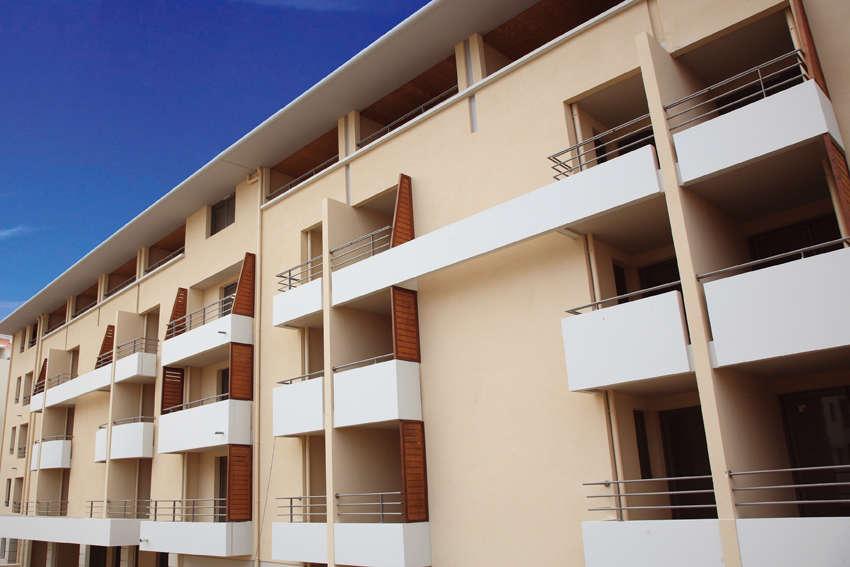 Appart'City Confort La Ciotat – Côté Port  - park_and_suites_elegance_la_ciotat_facade_jpg