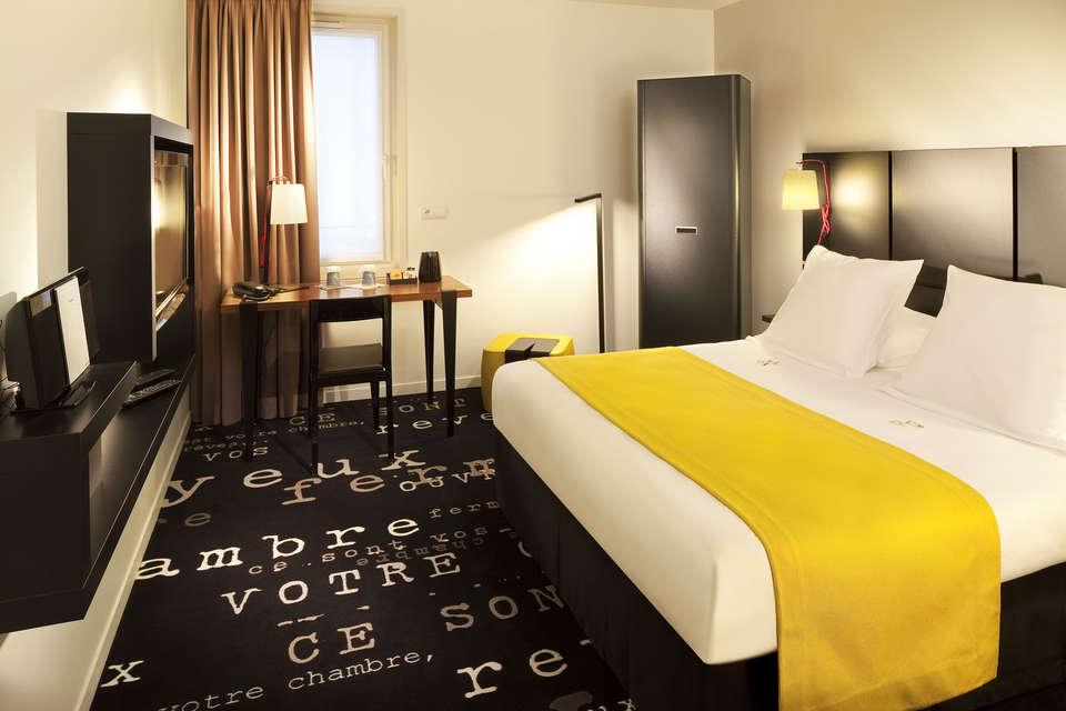 Hôtel Kyriad Prestige Thionville Centre - hotel_kyriad_prestige_thionville_chambre_standard_jpg