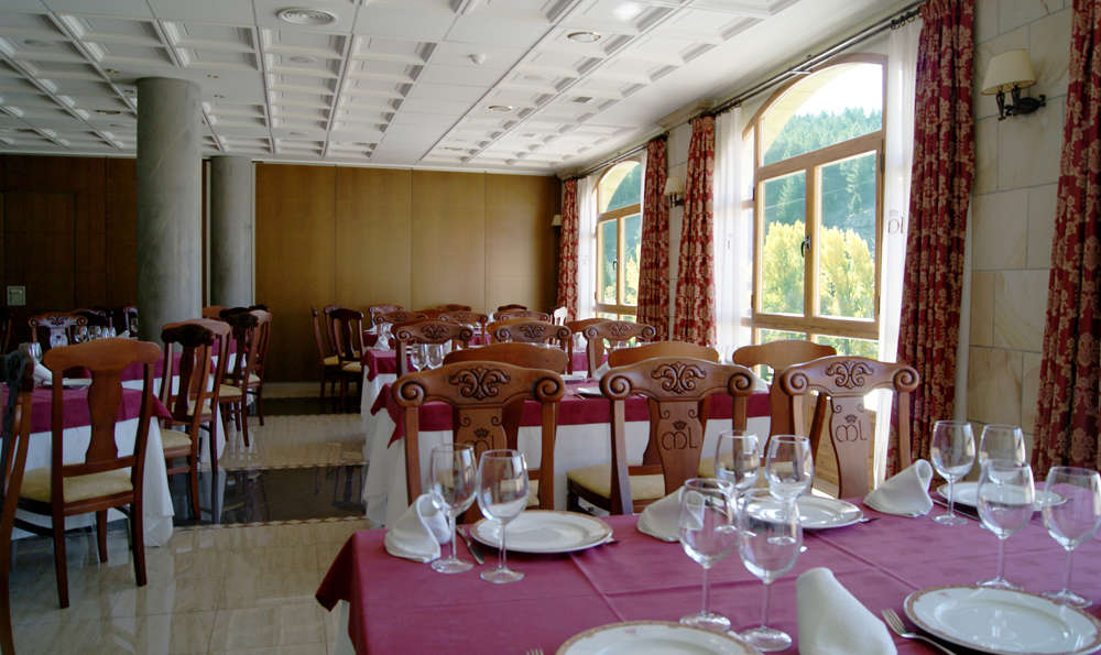 Manrique de Lara - Restaurant