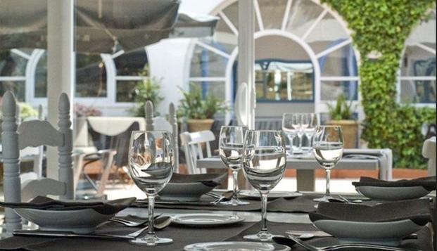 Escapada en pareja con cena mediterránea en Vilanova i la Geltrú