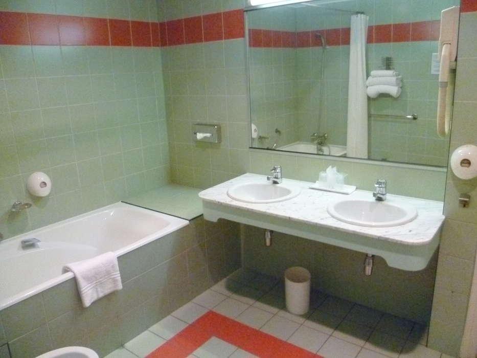Hôtel Maison Rouge - Salle de bain