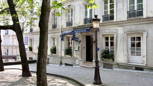 Timhotel Montmartre - timhotel montmartre facade