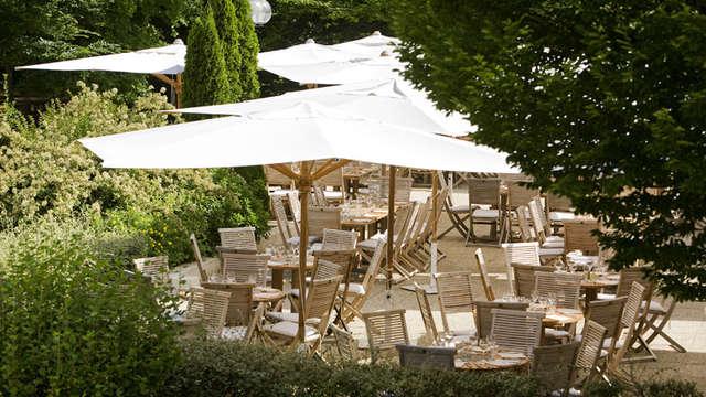 Novotel Fontainebleau Ury -