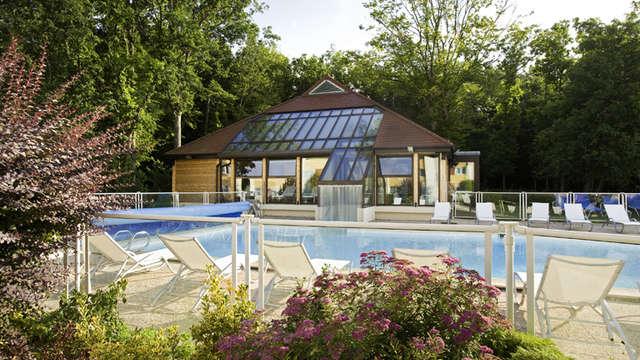 Novotel Fontainebleau Ury - swimmingpool